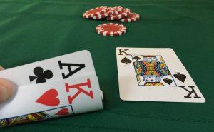 a poker hand